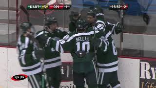 Men's Hockey vs. Dartmouth Highlights