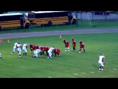 Leflore County High School vs. Amanda Elzy High 8.26.2016