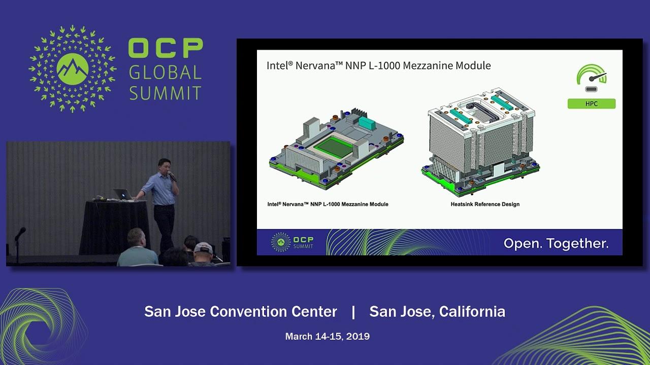 OCPSummit19 - EW: HPC & GPU/FPGA Technology - OCP AI Accelerator Module for  Deep Learning Training