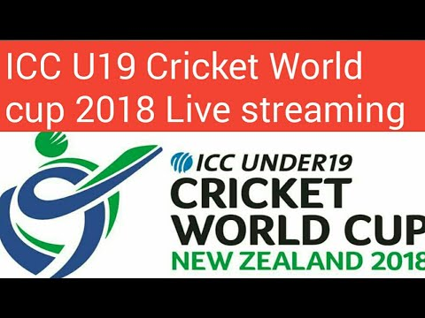 ICC under 19 Cricket World Cup 2018 Live Streaming TV Channels list