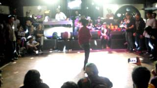 Old City Jam Bgirl Semi Final Bgirl Didem vs Bgirl Hazal