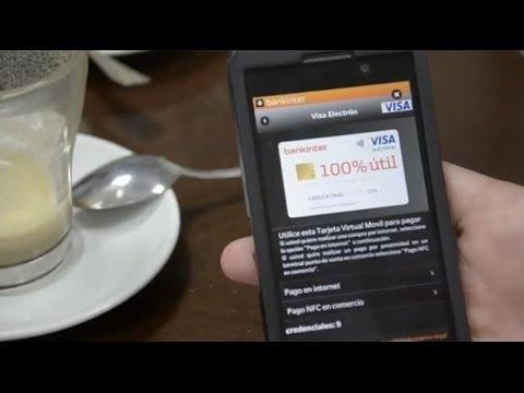 Pagos con móvil NFC: demostración real de pago en comercio de YouTube · Duración:  1 minutos 26 segundos