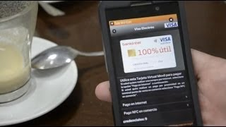 Pagos con móvil NFC: demostración real de pago en comercio