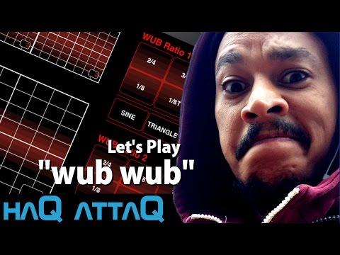 Wub Wub │ Propellerhead Thor │ MIDI Designer Pro │ iPad music apps - haQ attaQ 20