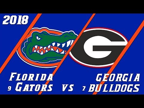 18.8 Florida Gators Vs Georgia Condensed