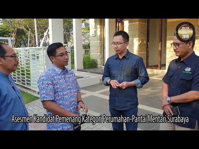 Asesmen Kandidat Pemenang Kategori Perumahan-Pantai Mentari Surabaya