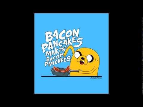 8-Bit Bacon Pancakes