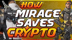 How Mirage Saves Crypto From His Darkness: Apex Legends THEORY (Season 5)