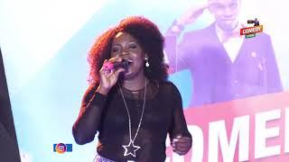 Alex Muhangi Comedy Store March 2019 - Iryn Namubiru