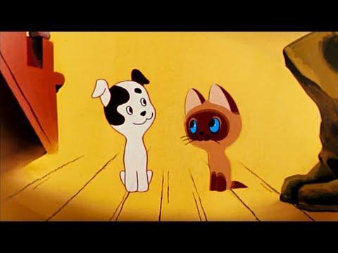 Котёнок по имени Гав - Мультфильмы для Детей - Мультики