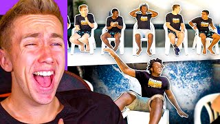 Reacting To The Extreme Forfeit Sidemen Quiz!