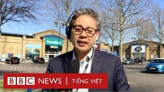 Nước Anh: Thái Tử Charles nhiễm virus corona - BBC News Tiếng Việt