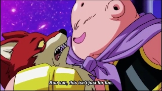 Dragon Ball Super Episode 79 Preview - Basil Vs Majin Buu (English Subbed)