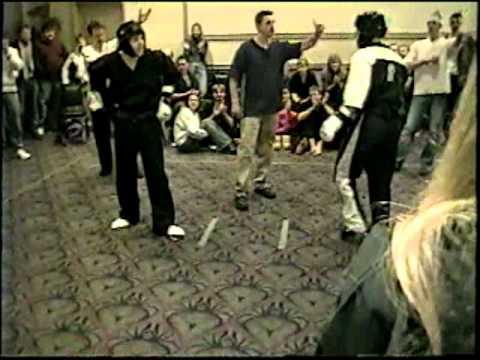 Gadfly UNK vs  Gadfly UNK Team Fights 2003 King Cobra Open