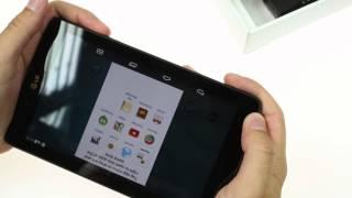 LG G Pad 7: hands-on