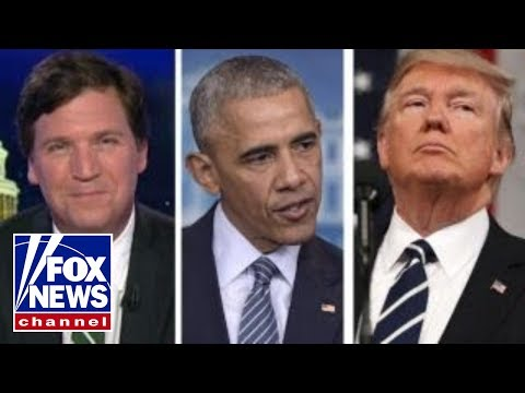 Tucker: Obama believed Trump was a Russian spy