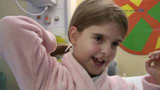 Having An Operation At King's Mill Hospital (11 Years Old And Under)