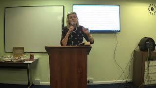 Послание на Апостол Павел до Римляните   урок 12ти, п р Джина Прат, църква ''Алфа и Омега''