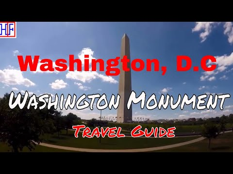 Washington, D.C | Washington Monument | Tourist Attractions | Episode# 5