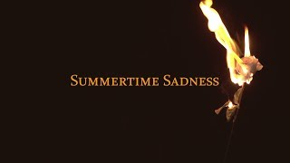 Gunned Down Horses - Summertime Sadness ft. Niska (live)
