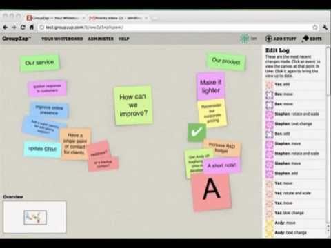 GroupZap - A New Creativity Tool