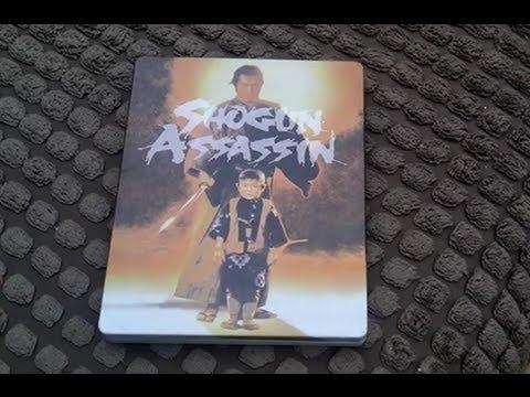 Shogun Assassin steelbook
