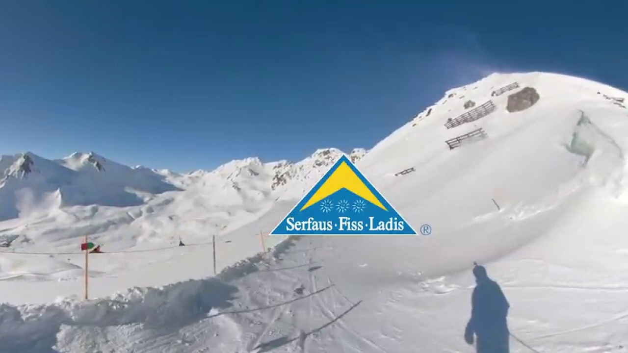 Current Ski Resort Status And Piste Map Serfaus Fiss Ladis