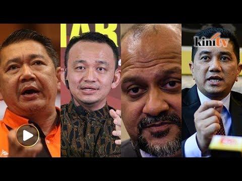 PM umum senarai kabinet, Azmin dan Maszlee dalam senarai