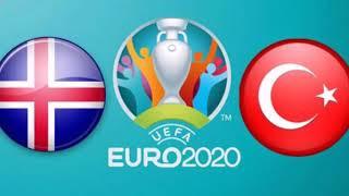 İzlanda 2-1 Türkiye Maç Özeti-Highlights-All Goals 11.06.2019