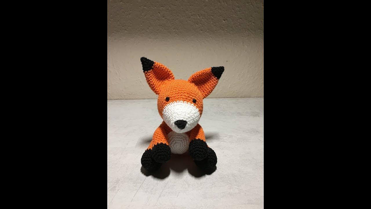 Tuto amigurumi chien, renard au crochet - YouTube 3719378a114