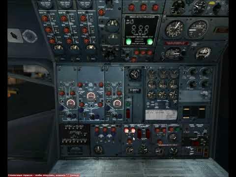 Repeat FSX - Captain Sim 727 AutoPilot Tutorial - ILS PART 2