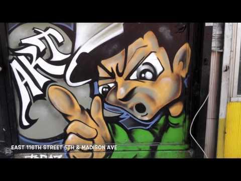 DESIGNER SPOT - East Harlem Street Art