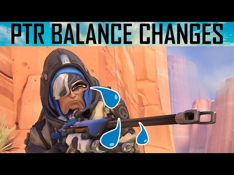 Balance PHILOSOPHY | Overwatch PTR 1.9 Analysis (Power Outage Edition)