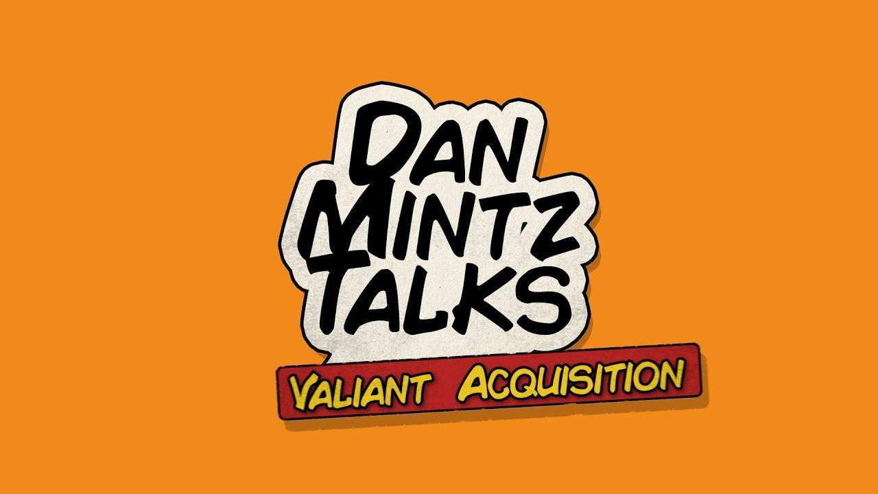DMG Entertainment - CEO Dan Mintz Talks Valiant Acquisition
