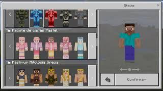 Minecraft 1.2.0.81 Apk Mod Tudo Free!!