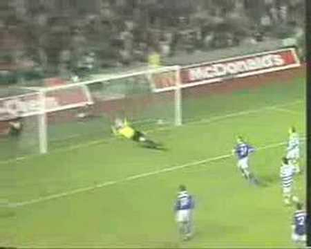 Celtic 0-1 St Johnstone  1998