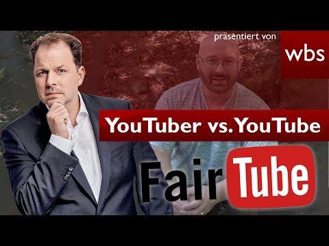 #Fairtube: Kampf um YouTuber-Zukunft! | Rechtsanwalt Christian Solmecke