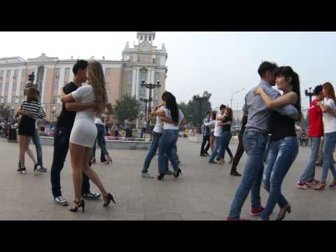 Kizomba Flashmob Ulan-Ude