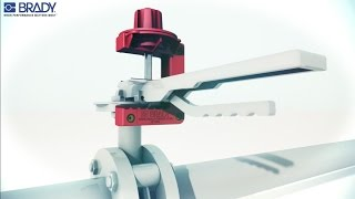 How To Install A Butterfly Valve Lockout Device
