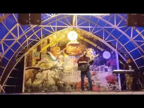 Альметьевск (17.08.18) вечер памяти Цоя, Артур Золотов