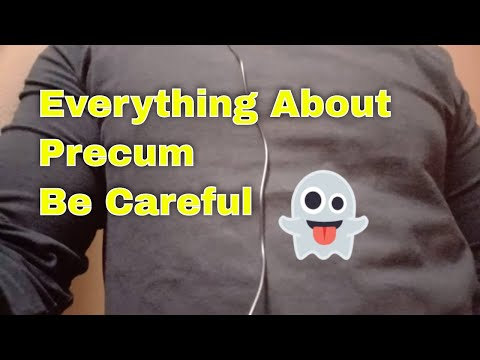 What Is Precum || Can Women Get Pregnant From Precum