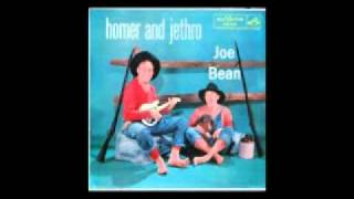 HOMER & JETHRO - Joe Bean (1964)