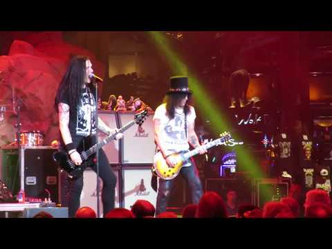 Slash – We're All Gonna Die (Todd Kerns on vocals) – 10/6/18 – Mohegan Sun – Wolf Den – CT