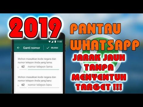 Tr!k 2019 Cara Mel!hat Isi WhatsApp Dari Jar4k Jauh Tanpa Meny3ntuh