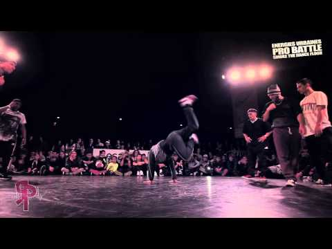 Hustle Kidz vs Predatorz // .BBoy World // BREAKING 4on4 SEMI-FINAL | ENERGIES URBAINES 2014