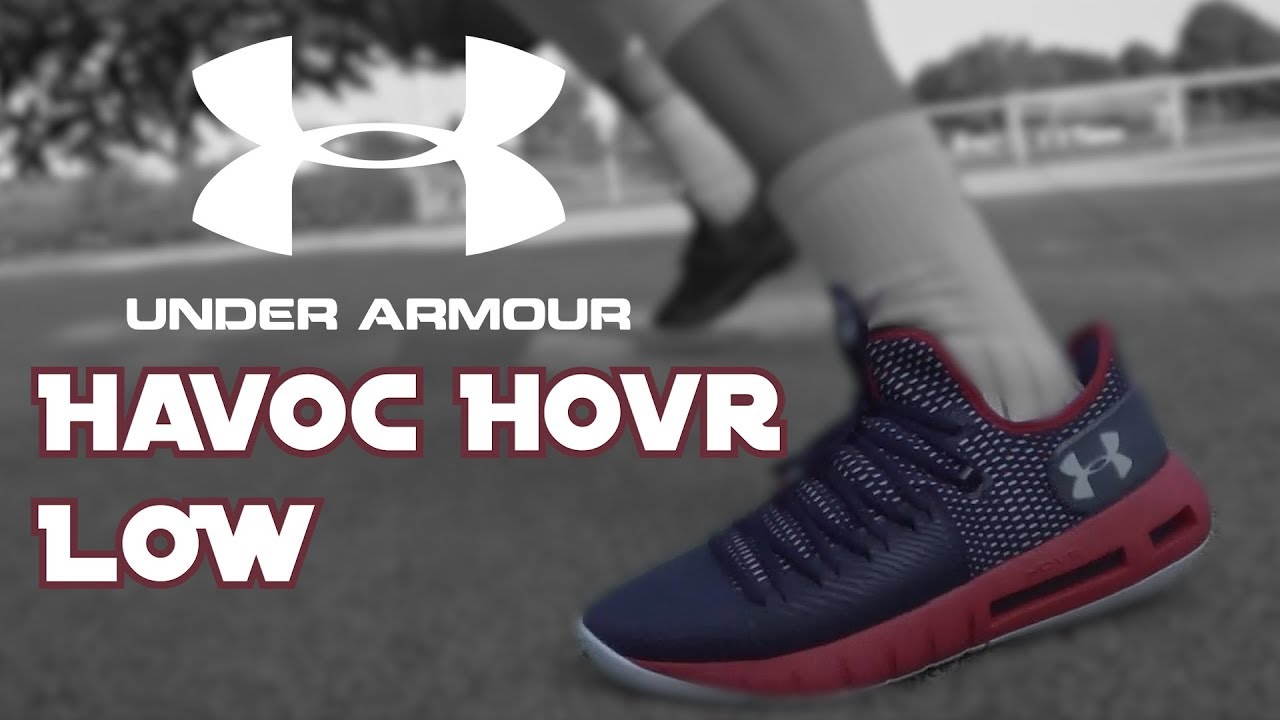 571b9f4f7d2 Under Armour Havoc HOVR Low Review - bester Streetballschuh 2018 ...