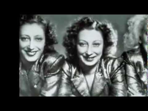 Maramao perchè sei morto ♫ Trio Lescano & Maria Jottini
