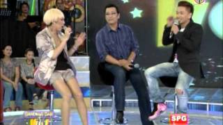 Video Lito Lapid shows dance moves on 'GGV' download MP3, 3GP, MP4, WEBM, AVI, FLV Agustus 2017