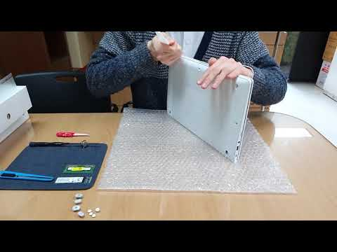 LG전자 그램 노트북 업그레이드 과정