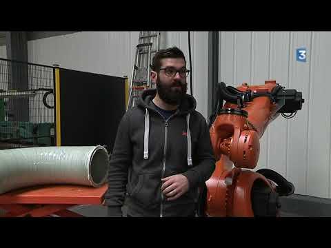 C Normand: des pagaies aux robots, le fabuleux destin de MF Tech à Argentan